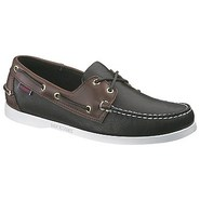 Spinnaker Shoes (Black/Brown) - Men's Shoes - 7.0