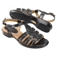 Hazelle Sandals (Black) - Women&#39;s Sandals - 10.0 M