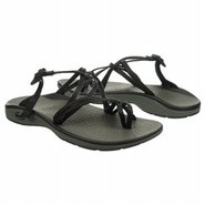Sleet Sandals (Black) - Women's Sandals - 11.0 M