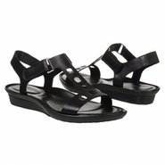 Dailana Perf Qtr Strap Sandals (Black) - Women&#39;s S