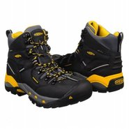 Pittsburgh Steel Toe Boots (Black/Yellow) - Men's