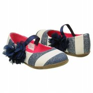 OshKosh B&#39;gosh Delilah Tod/Pre Shoes (Navy/White) 
