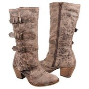 DI 602 Boots (Buffed Brown) - Women's Boots - 8.0