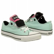 All Star Dbl Tongue Ox Shoes (Beach Glass) - Women