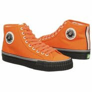 Center Hi Shoes (Orange/Black) - Men's Shoes - 10.