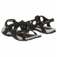 Waimea Falls Sandals (Black/Grey) - Women's Sandal