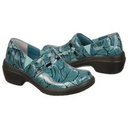 Nelly Shoes (Blue Leaves) - Women&#39;s Shoes - 9.0 W