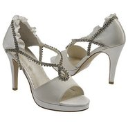 Prima Shoes (Ivory Satin) - Women's Wedding Shoes