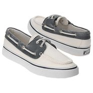 Bahama 2-Eye Shoes (White/Navy) - Women&#39;s Shoes - 