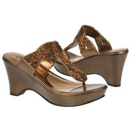Campbell Shoes (Bronze) - Women's Shoes - 6.5 M