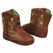 Wellington Inf Shoes (Brown Flower) - Kids' Shoes