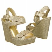 Over The Fence Shoes (Gold) - Women&#39;s Shoes - 7.5 