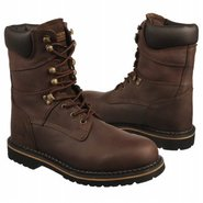 8  Lace-up Boots (Brown) - Men's Boots - 6.5 W