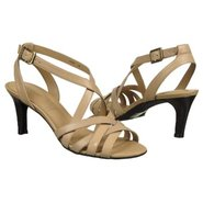 Inelle Strappy Ankle S Shoes (Dark Beige) - Women'