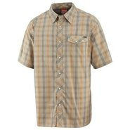 Men&#39;s Grafton Shirt Accessories (Stone Plaid)- 22.