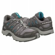XA Comp 7 Shoes (Pewter/Autobahn) - Women&#39;s Shoes 
