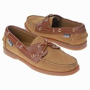 Spinnaker Shoes (Tan/Tan) - Men's Shoes - 7.0 W