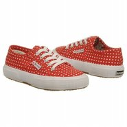 2750 Fantasy COTJ Tod/Pr Shoes (Pois Red/White) -