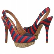 Overboard Shoes (Red/Navy) - Women&#39;s Shoes - 7.5 M