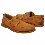 EK Heritage 2Eye Boat Shoes (Wheat Nubuck) - Men's