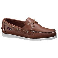 Docksides Shoes (Saddle Tan) - Men's Shoes - 6.0 W