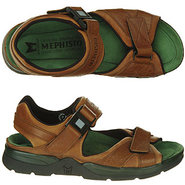 Shark Sandals (Chestnut/Tan) - Men's Sandals - 12.