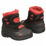 Toddler Snow Plough Boots (Tnf Black/Tnf Red) - Ki