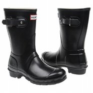 Original Short Boots (Black) - Women's Rain Boots-