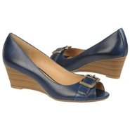Harriet Shoes (Mali Blue Leather) - Women's Shoes
