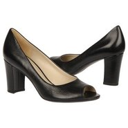 Carmen Shoes (Black Leather) - Women's Shoes - 6.5