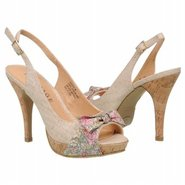 Grayson Shoes (Natural Floral) - Women's Shoes - 8