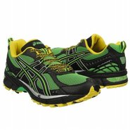 GEL-Kahana 6 Shoes (Green/Onyx/Sun) - Men&#39;s Shoes 