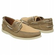 EK Heritage 2Eye Boat Shoes (Grey Tricolor) - Men'