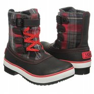 Decatur Boots (Black Plaid) - Women's Boots - 11.0