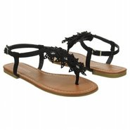 Aderyn Sandals (Black) - Women&#39;s Sandals - 6.0 M