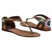 Jelly Bean Sandals (Cocoa) - Women's Sandals - 7.0