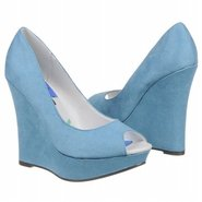 Adrian Shoes (Turquoise Suede) - Women&#39;s Shoes - 5