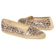 Whip Shoes (Natural Leopard Sequ) - Women's Shoes