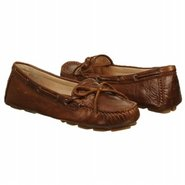 Reagan Campus Driver Shoes (Cognac Leather) - Wome