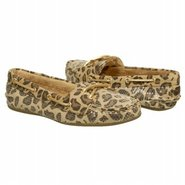 Skiff Shoes (Leopard Sequins) - Women&#39;s Shoes - 9.