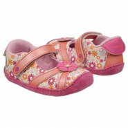 Crawl Pretty Lynley Shoes (Pink/Multi) - Kids' Sho