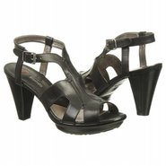 Valorie Shoes (Black Leather) - Women&#39;s Shoes - 8.