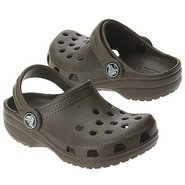 Classic Tod/Pre Shoes (Chocolate) - Kids' Shoes -