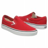 Classic Slip-On Shoes (Chilli Pepper) - Men's Shoe