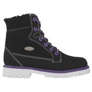 Brigade Fold Boots (Black/Pitch Purple/W) - Women'