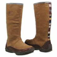 Fernie Tall Boots (Cub/Turkish Coffee) - Women's B