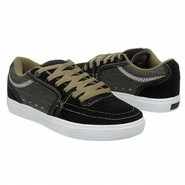 The Eaze Shoes (Black/Cadet Green) - Men's Shoes -