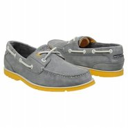 Summer Tour2 Boat Shoes (Grey/Yellow) - Men's Shoe