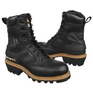 8  Logger Boots (Black) - Men's Boots - 8.5 M
