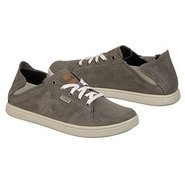 Evo-Lite Suede Shoes (Mid Grey) - Men's Shoes - 46